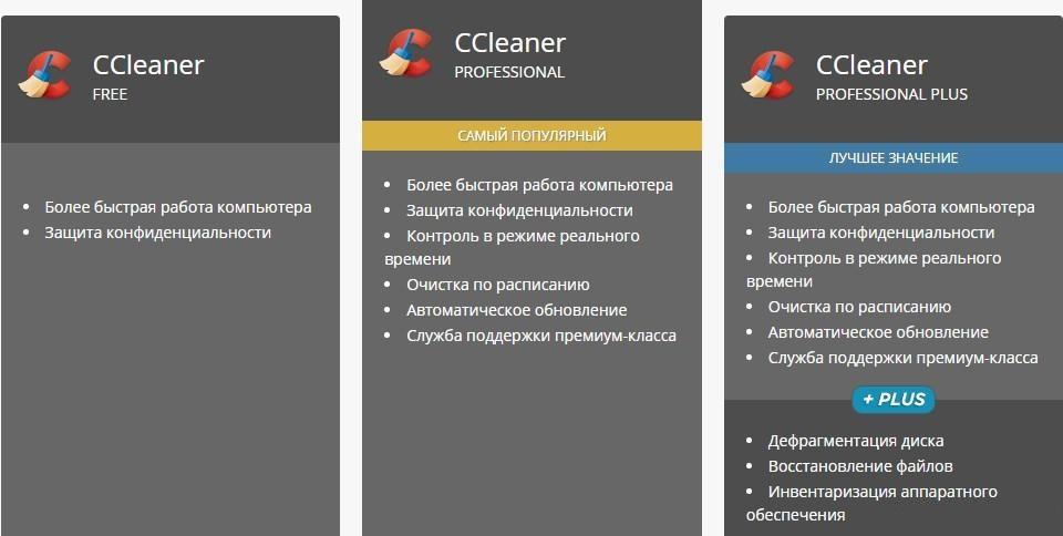 Активация CCleaner